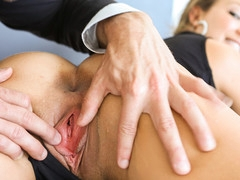 Masked Hotty Drilled In Juicy Vagina